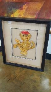 Cadillac Art & Frame Monkey