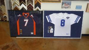 Framed jerseys 2143