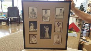 Family Photos Framed